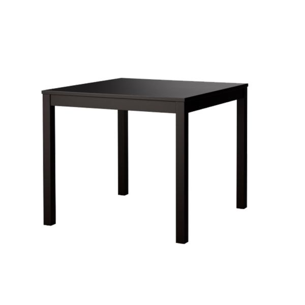 table haute carr e art location. Black Bedroom Furniture Sets. Home Design Ideas